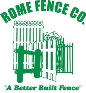Rome Fence_Logo