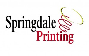 Springdale Printing Logo