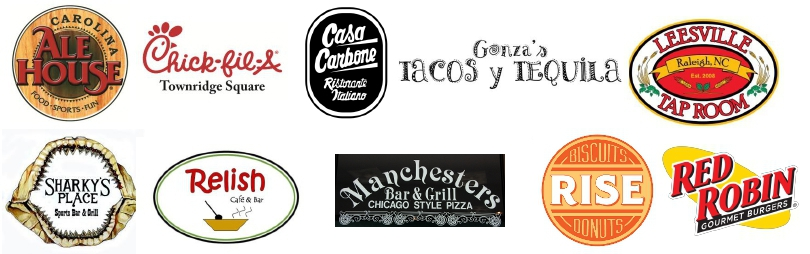 Restaurant logos 2016
