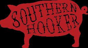 Southern Hooker Logo - Red