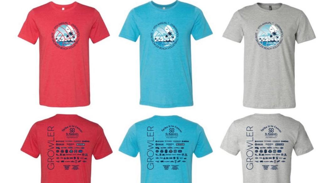 Growler Shirt 2nd proof