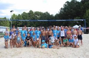 Growler Beach Volleyball Junior Tournament 2018