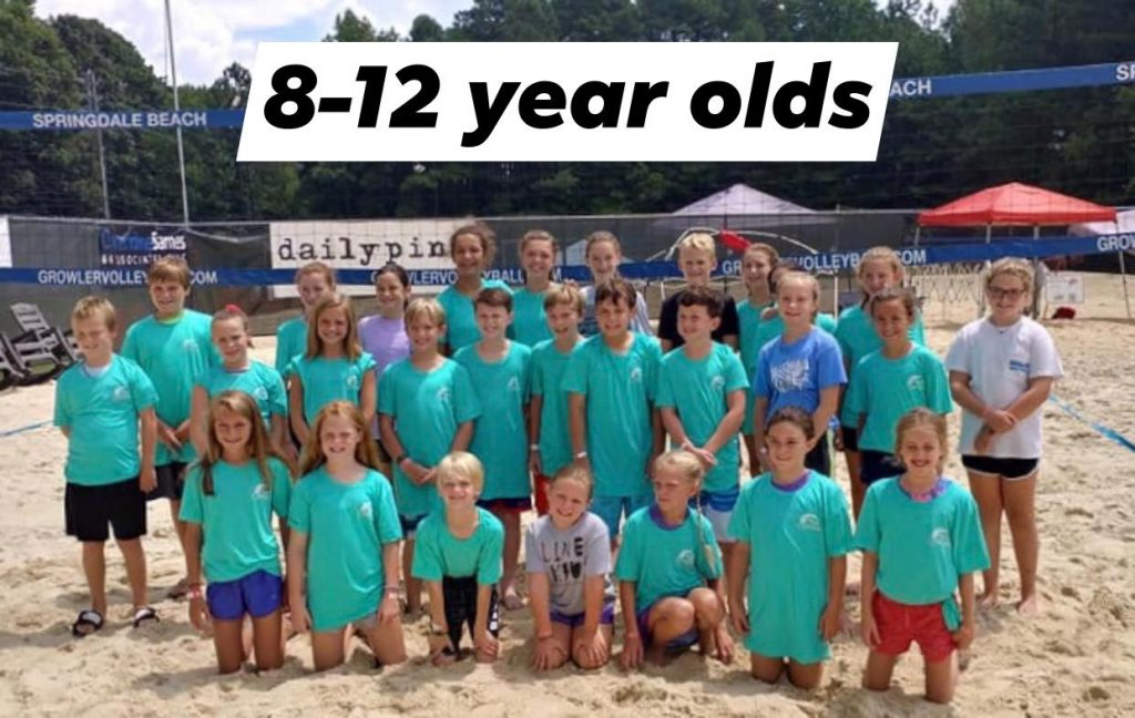 Growler Beach Volleyball Junior Tournament | 8-12 year olds