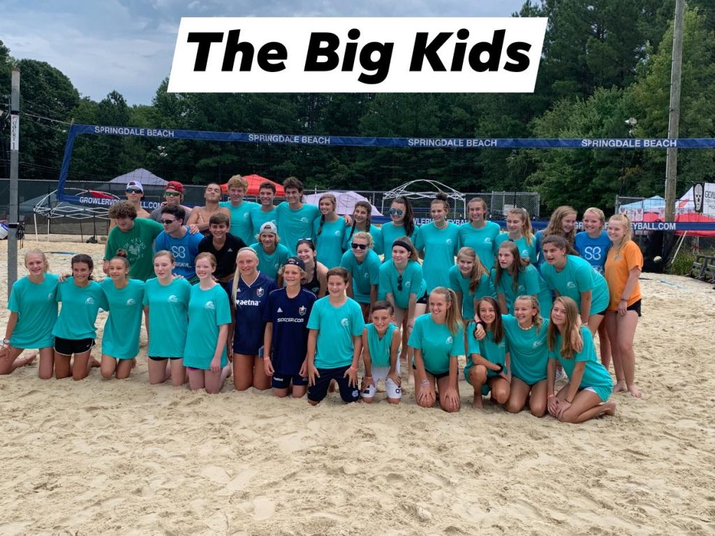 Growler Beach Volleyball Junior Tournament | 12+ age group