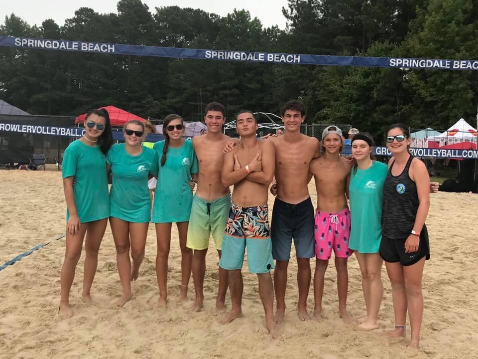 2019 Growler Beach Volleyball Junior Tournament